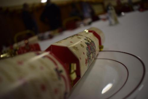 Culcheth Senior Citizens Christmas Party 2017