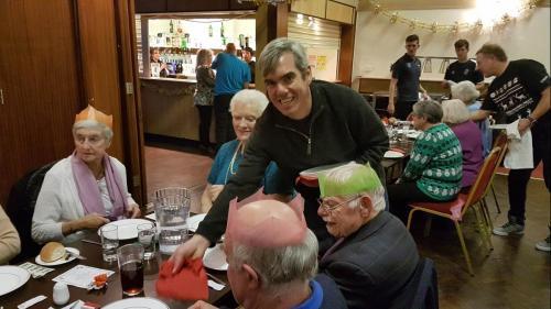 Culcheth Senior Citizens Christmas Party 2016